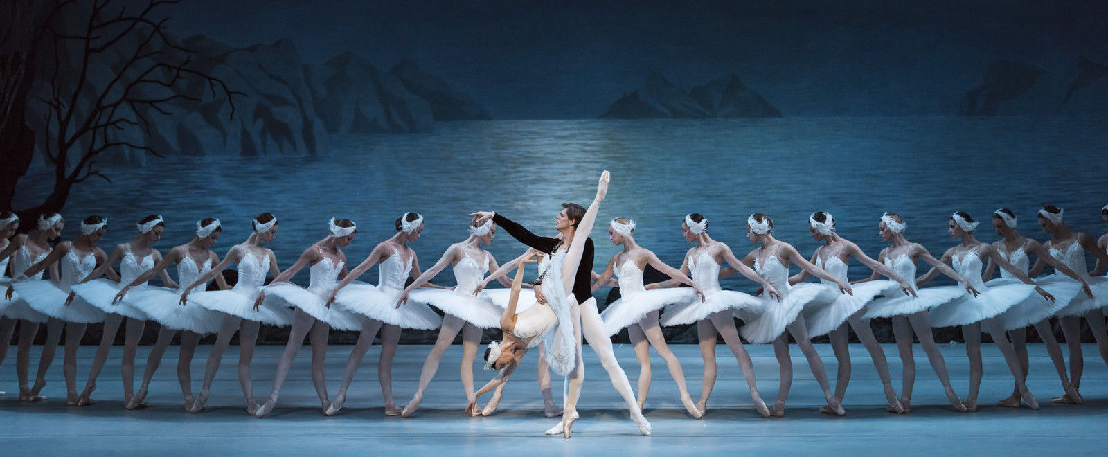 The State Ballet Theatre Of Russia Presents Swan Lake