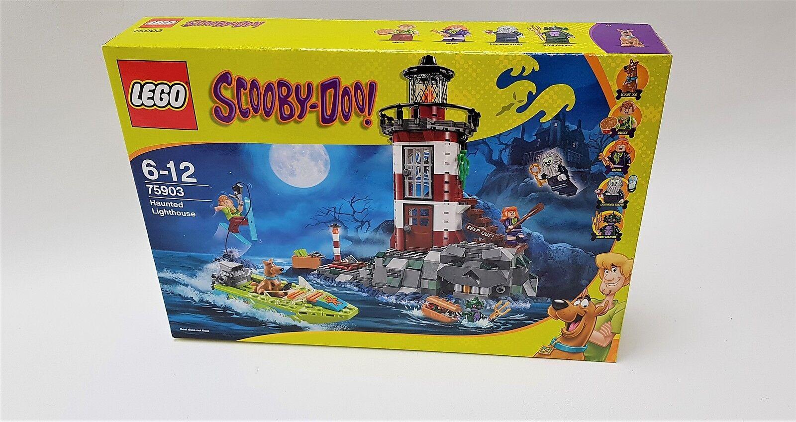 Lego Scooby Doo - The Haunted Lighthouse (75903) - New & Sealed - 2015