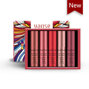 5Pcs-wasserdichte-Lippe-Liquid-Bleistift-Matte-Lippenstift-Lip-Gloss-Make-up