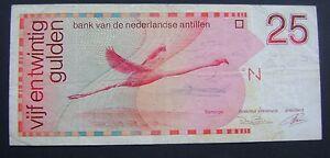 Nederlandse-Antillen-Netherlands-Antilles-25-Gulden-1990-1-1-1990-P24b