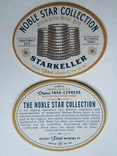 Older Beer Bar Coaster ~*~ BROOKLYN Brewing Brooklyner Brand Weisse ~*~ NEW YORK