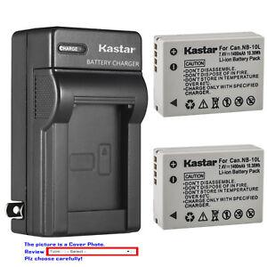 SX40 HS BATTERY for Canon Powershot SX40 NB-10L