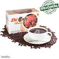 Dxn Lingzhi Coffee Classic Ganoderma Mushroom Extract Fully Roasted Filters