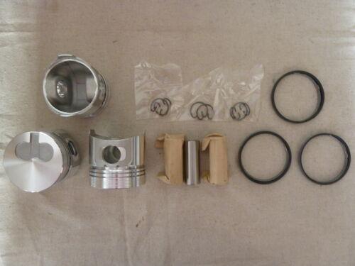 Pistons, Rings Yanmar 3TNA68L Overhaul Rebuild Kit
