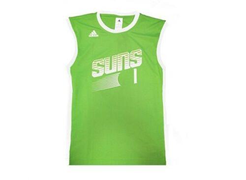 Suns pour Dragic Performance Homme Nba Maillot Vert Citron Goran Adidas Vert Jersey Tank Maillot Gilet FcT1J3lK