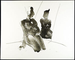 DDR-Kunst-Spiegel-1990-Algraphie-Gudrun-TRENDAFILOV-1958-D-handsigniert