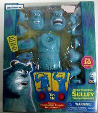 Disney /Pixar Monsters Inc Sulley Talking Model Kit Figure 64711 NIB