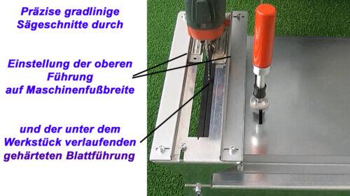 De séparation-Castor 012+5 muraux couper mobile font partie scie sauteuse Laminé scie sauteuse feuilles