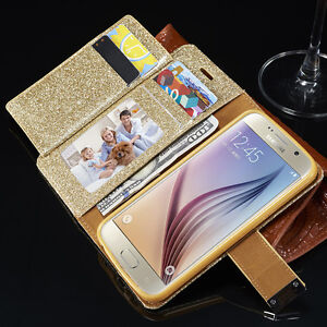 Magnetic-Flip-Cover-Stand-Wallet-Leather-Case-For-Samsung-S8-Plus-S5-S6-S7-J5