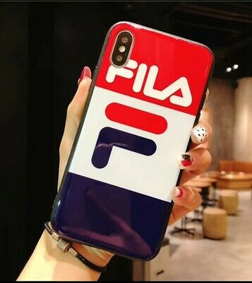 coque fila souple iphone 6/6s 7/8 iphone x/xs iphone XR iphone XS Max livraison   eBay