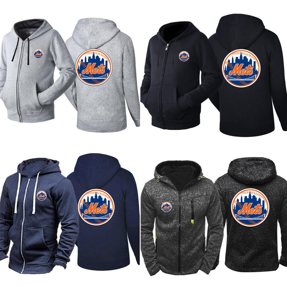 New York Rangers Hoodie Sports Jacket Hockey Hooded Coat Loose Fit Sweatshirt