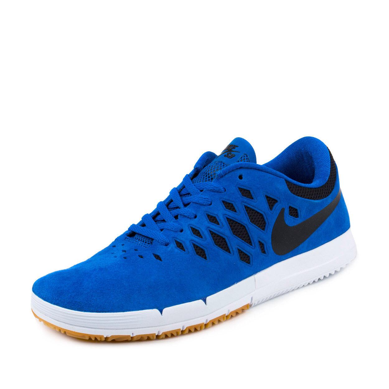 Nike Mens Free SB Game Royal/Black-White 704936-401