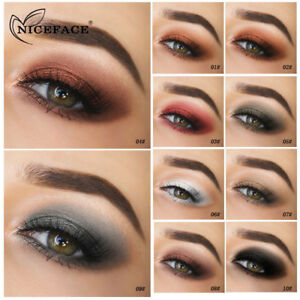 NICEFACE-Eye-Shadow-Stick-20-Color-Waterproof-Eyeliner-Cream-Creamy-Stick-Shadow