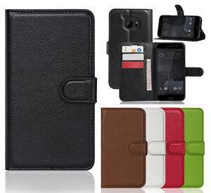 De-Luxe-Magnetique-a-Clapet-Support-Carte-Cuir-PU-Etui-Houss-pour-HTC-One-Phones
