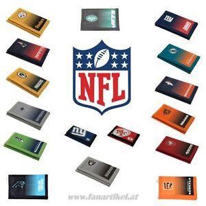 NFL-Geldboerse-Fanartikel-Seahawks-Patriots-49ers-Geldtasche-Geldbeutel