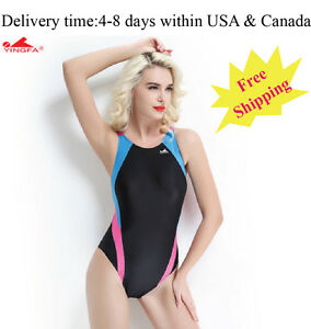 974aca7780a Yingfa 976-2 one piece racing and training swimsuit for women Free ...