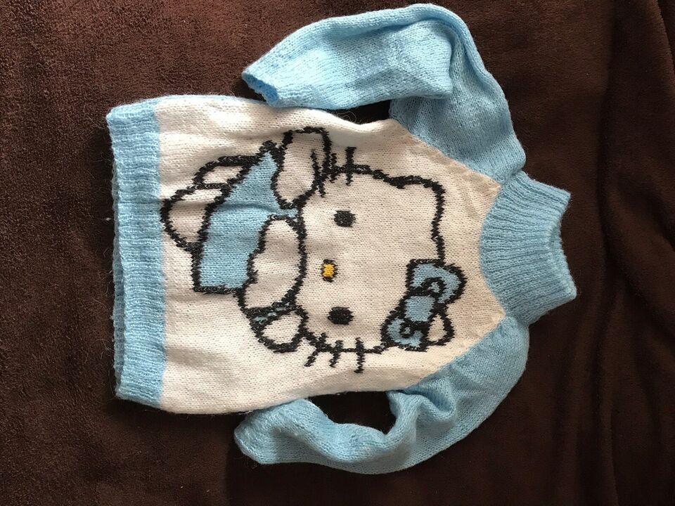 Sweater, Strik, Hjememstriikket