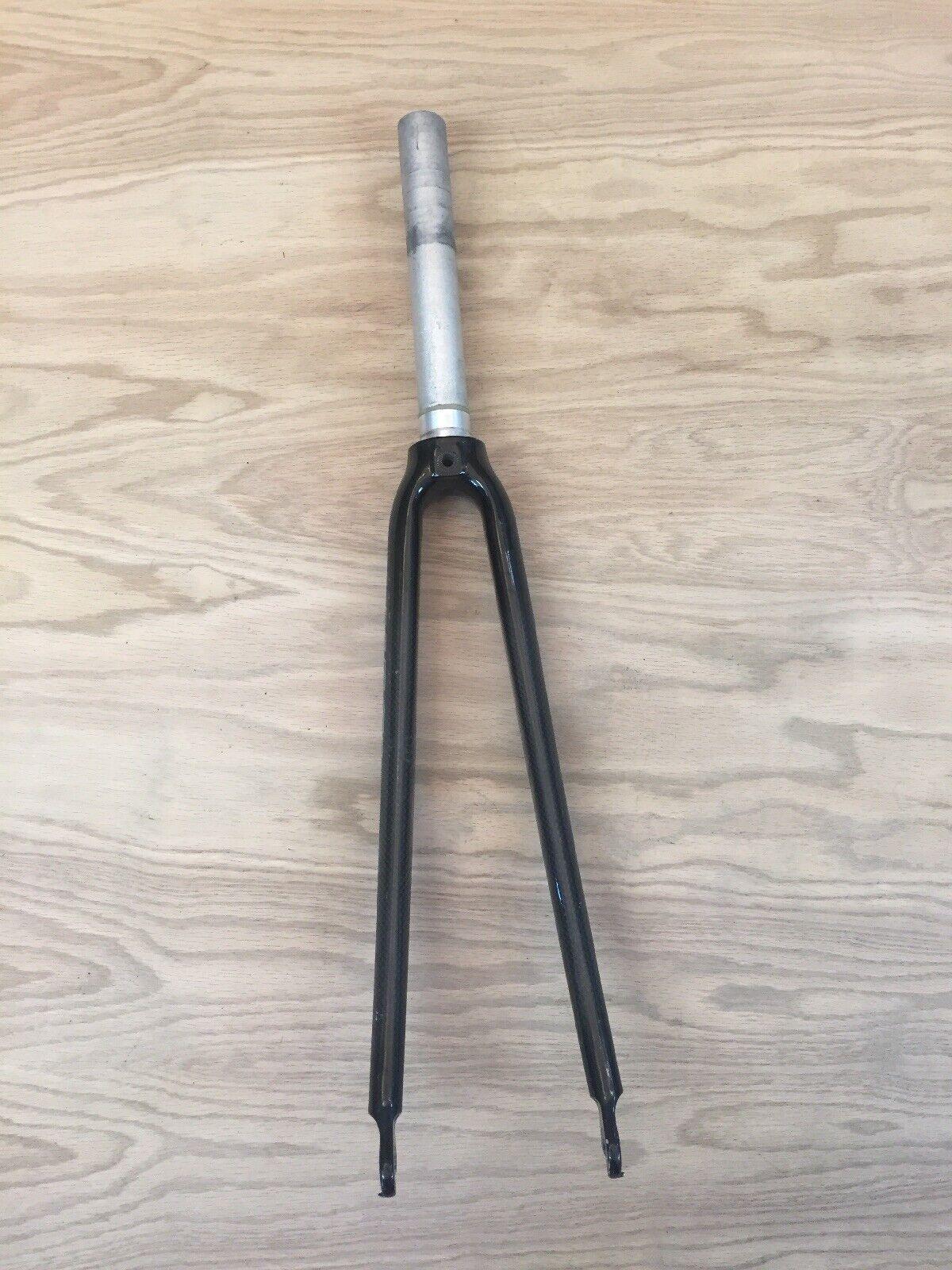 "Masi Carbon Road Bike Fork 700c 1-1 8"" 198mm Threadless"
