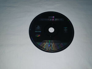 cd de démo playstation 1 ps1 sony REGISTERED USERS DEMO 03 SCED-01230