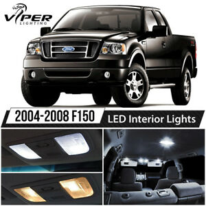 Image Is Loading 2004 2008 Ford F150 F 150 White Interior