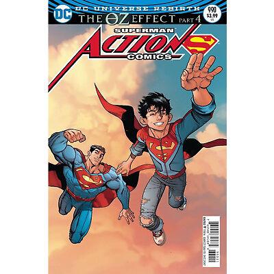 ACTION COMICS #990 (2016) 1ST PRINTING LENTICULAR VARIANT CVR SUPERMAN OZ EFFECT