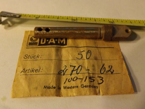 QUICK 270 SPINNING FISHING REEL DRIVE AXLE PN# 100-153 1 NEW OLD STOCK  D.A.M