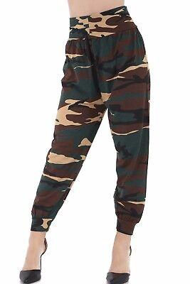 Ladies Girls Printed Harem Pants Cuffed Bottom Ali Baba Hareem Women Trousers Keine Kostenlosen Kosten Zu Irgendeinem Preis