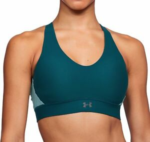 98dc59a9ae Image is loading Under-Armour-Vanish-Balance-Womens-Mid-Sports-Bra-
