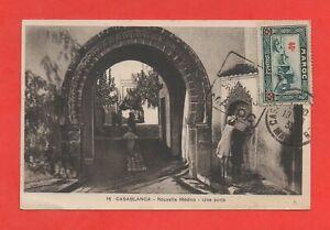 Marokko-Casablanca-Neue-Medina-eine-Anhaenger-J8640