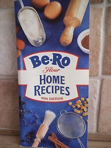 Details About Be Ro Recipe Book 40th Edition Brand New Have Your Own Bake Off Free Postage