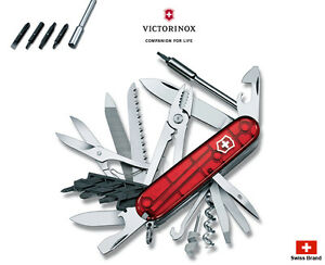 Victorinox Swiss Army Knife 91mm It Professional Cybertool