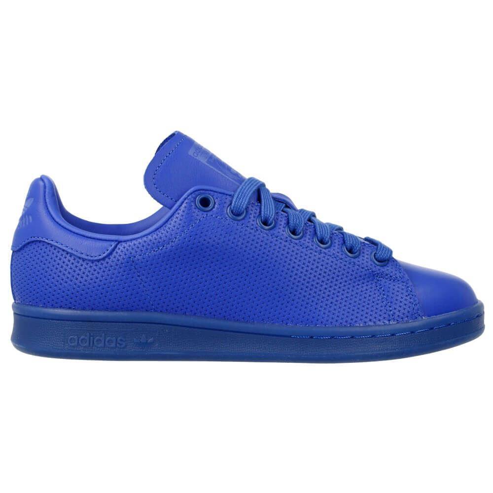 Adidas Originals Stan Smith Adicolor Zapatos Entrenadores Calzado Para Hombre Zapatos Adicolor Zapatillas Azules 45fdfb