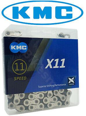 MultiPack BULK KMC X11.93 11 Speed Bike Chain Nickle fit Shimano SRAM Campagnolo