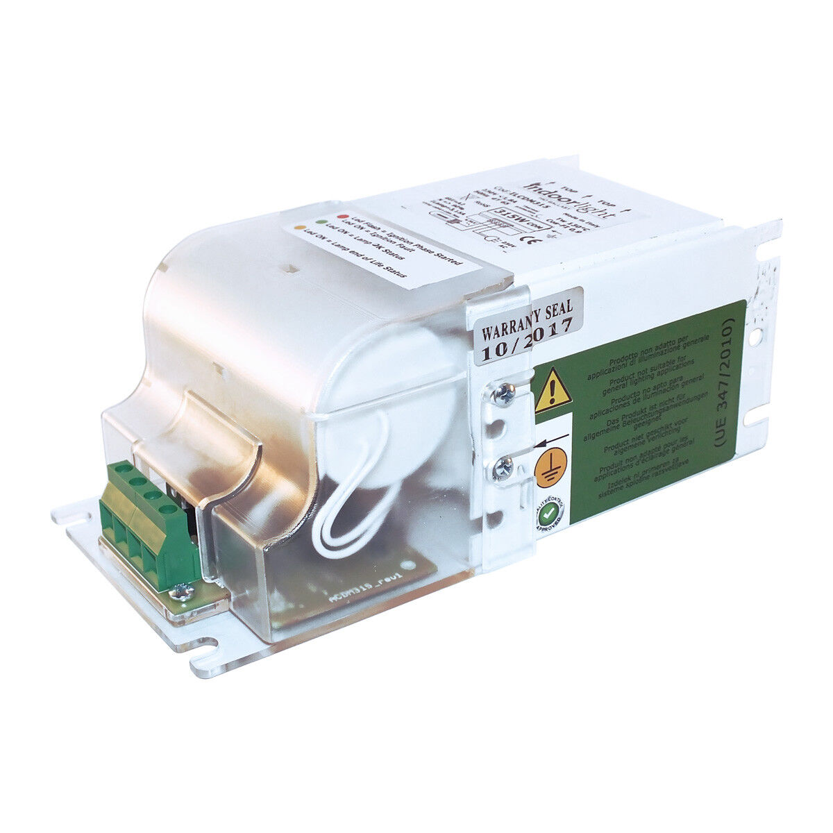 Accenditore Alimentatore Ballast INDOORLIGHT Intellidrive Lampade CMH LEC 315W g