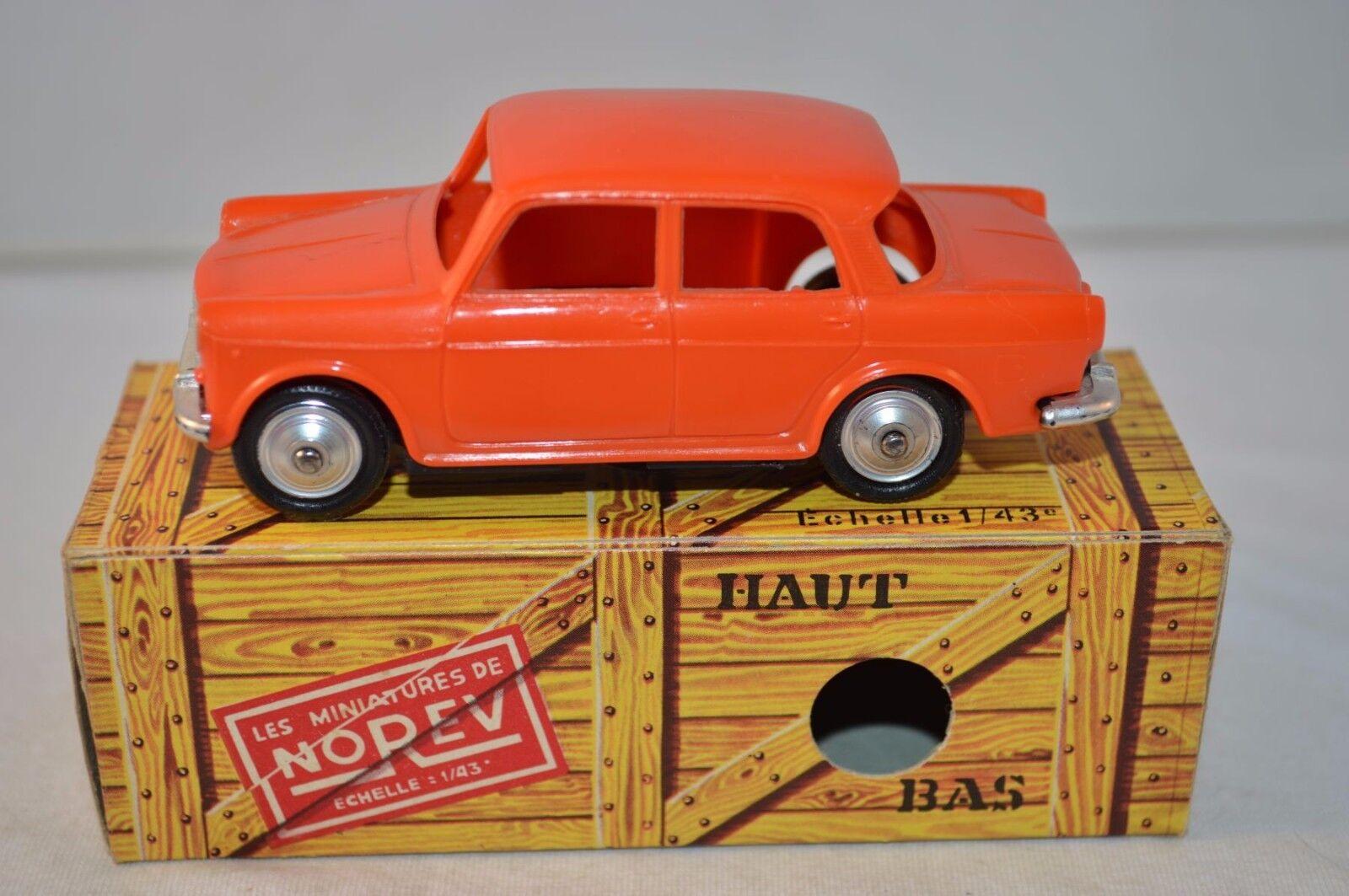 Norev 36 fiat 1100 d das rote perfekt mint in box ausgezeichnet