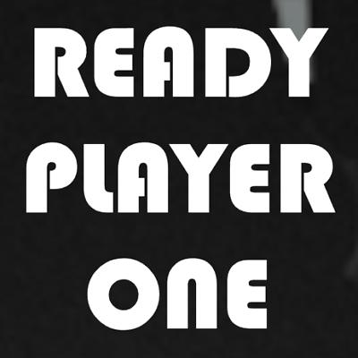Ready Player One Gunter Movie Halliday Easter Egg Oasis Vinyl Decal Sticker
