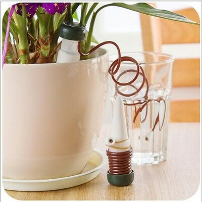 NEW Automatic Flowers Plant Watering System Micro Plants Drip Irrigation Kit W