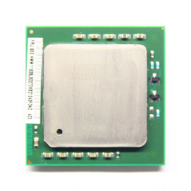 Intel Xeon SL6VL 2400DP 2.40GHz/512KB/533MHz FSB Socket/Sockel 604 CPU Processor