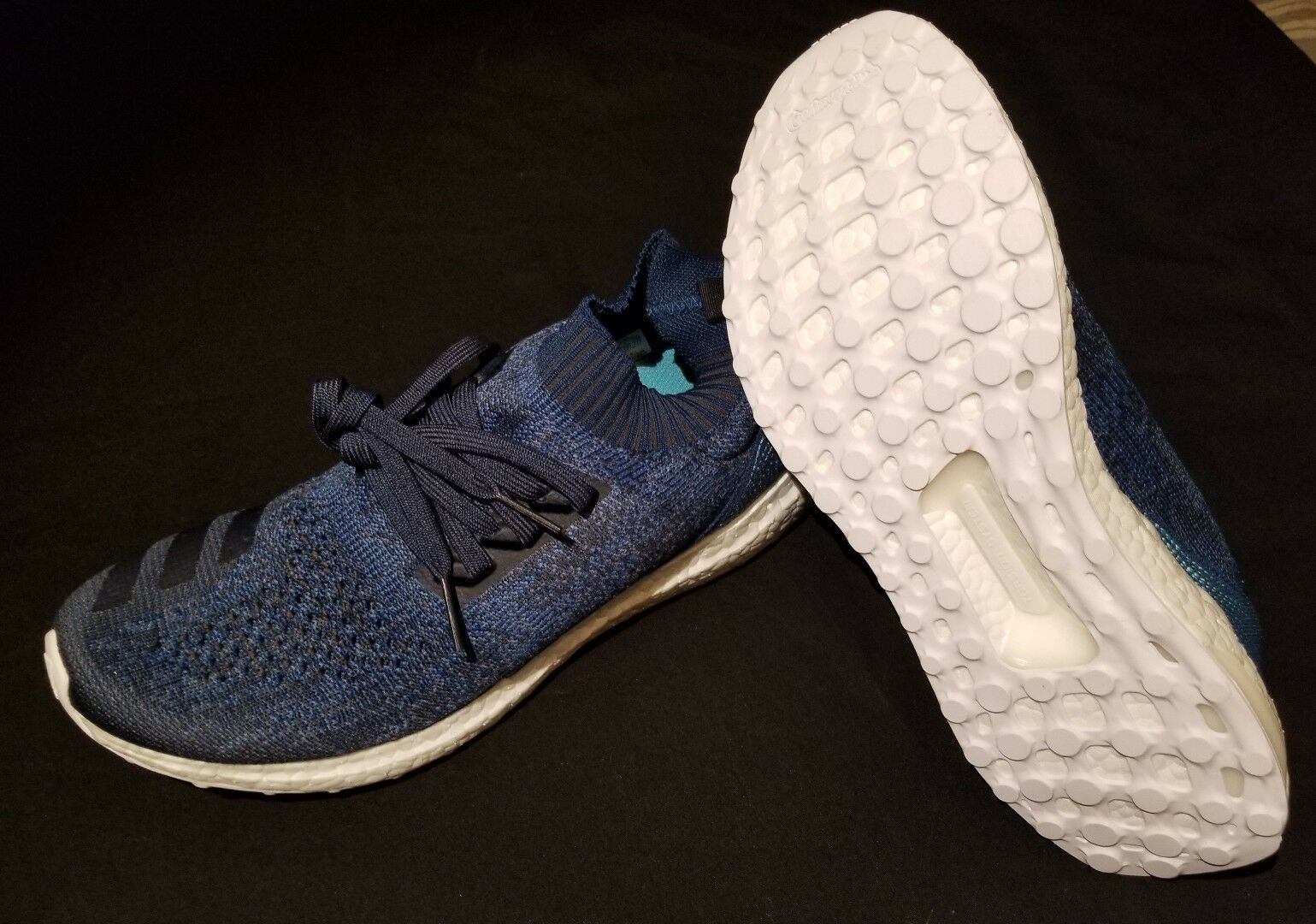 ADIDAS ULTRA BOOST UNCAGED X PARLEY BLUE BY3057 Price reduction