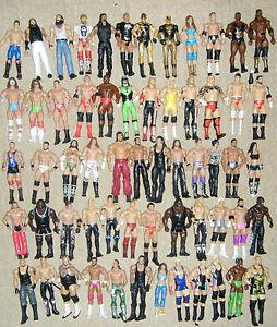 Figura-De-Accion-Luchador-WWE-Mattel-Serie-Basica-Figurita-Super-Estrellas-Lucha
