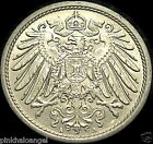 Germany - The German Empire German 1914A 10 Pfennig Coin - High Grade Rare Coin
