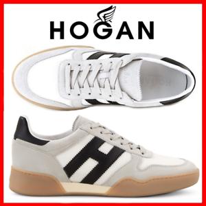 Dettagli su Scarpe Hogan H357 da Uomo Sneakers Sportive Ginnastica Comode Tempo Libero 41 42