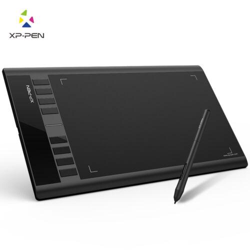 XP-Pen Star03 v2 Digital Drawing Graphics Pen Tablet Art Pad 10x6 inch 8192 Pen