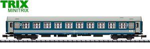 Minitrix-Trix-N-15371-2-Schnellzugwagen-2-Klasse-der-MAV-NEU-OVP