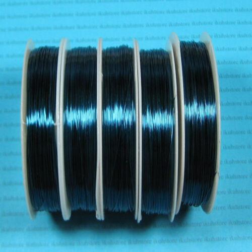 0,3mm Schmuck Draht Gold Silber Blau Rot Basteldraht; von 0,06€//m bis 0,11€//m 3T