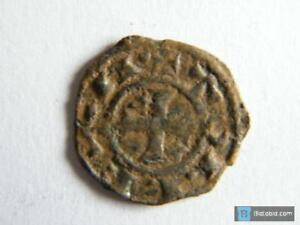 Moneda-1-Dinero-Alfonso-I-1104-1134-Toledo