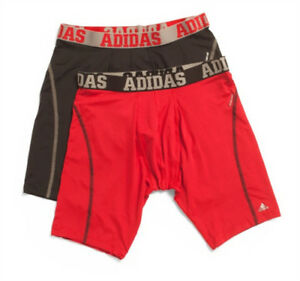 6807a6339 Adidas Climacool Micro Mesh 2 Pack Midway Boxer Brief Underwear ...