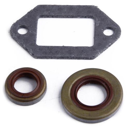 Carter moteur cylindre muffler gasket oil seal Part Pour Stihl 034 036 MS360 tronçonneuse