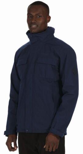 Regatta señores senderismo outdoor doble chaqueta 3in1 northton Navy azul