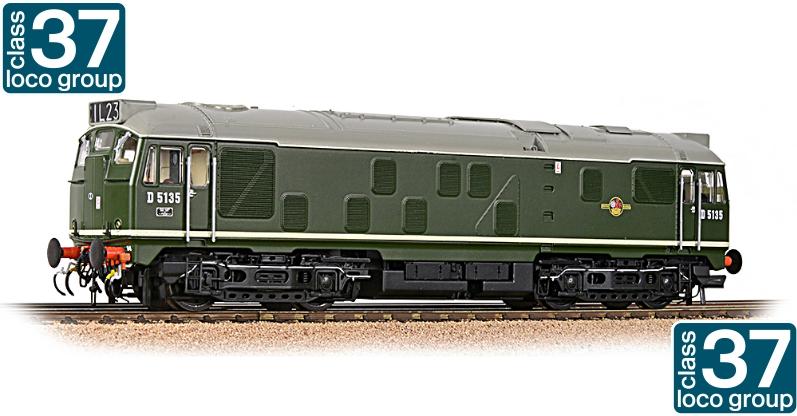 Bachuomon 32440 classe 241 D5135 BR verde